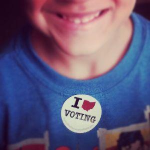 Joe The Mom: Ohio Voter Registration Deadline Oct. 9. How to register for the Nov. 6 election.