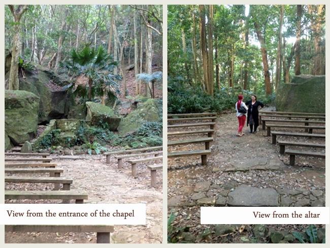 The Bush Chapel at Mt Keira Scout Camp, Wollongong