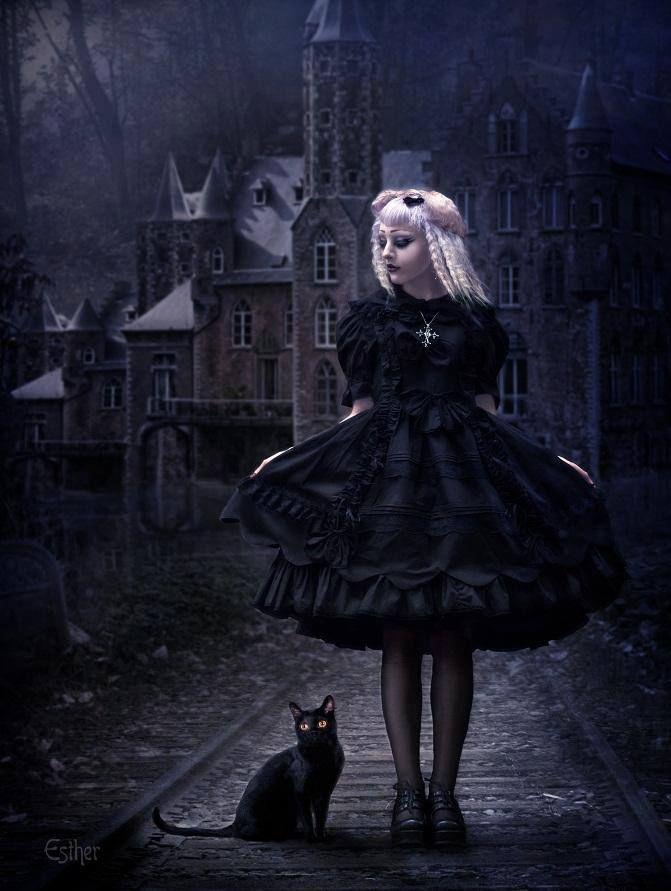 gothic art fantasy artwork - photo #4