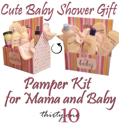 Pamper Kit For Mama And Baby