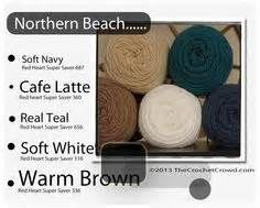 red heart yarn color combinations - Bing Images
