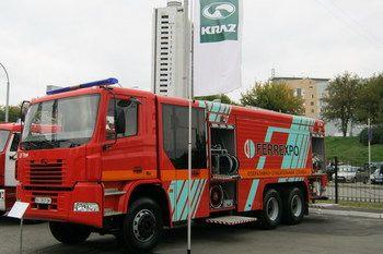 #КрАЗ создаст универсальный автомобиль для спасателей.