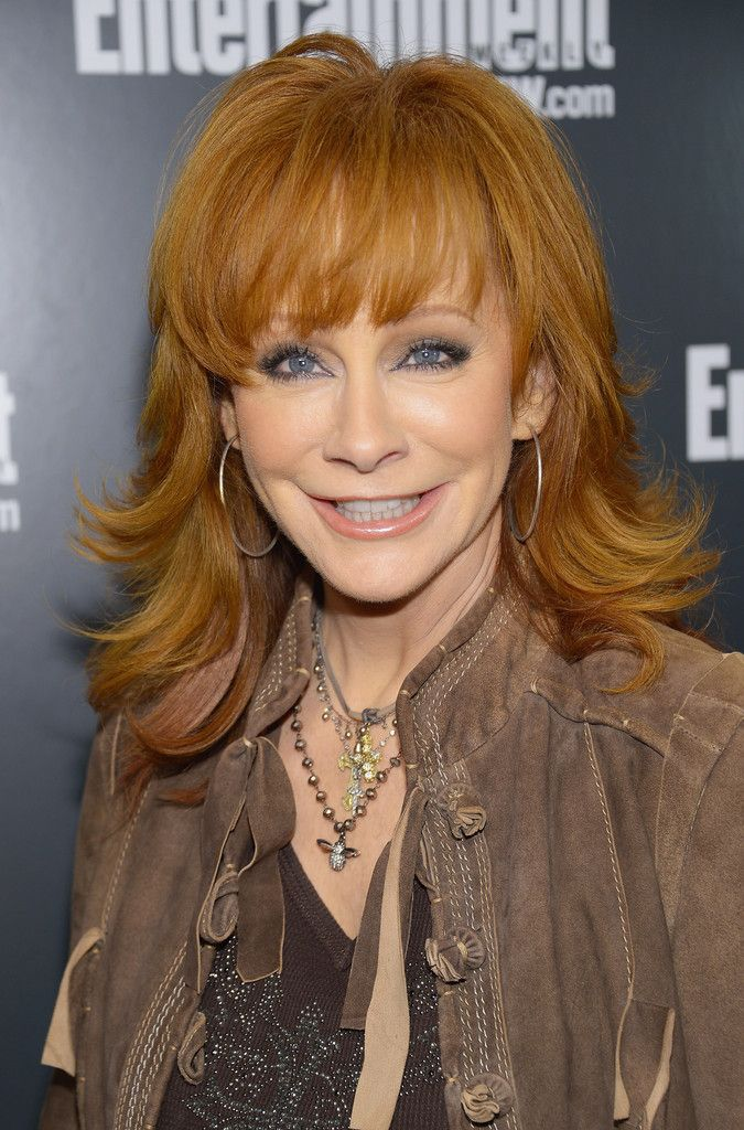 Reba McEntire - Entertainment Weekly & ABC-TV  Up Front VIP Party