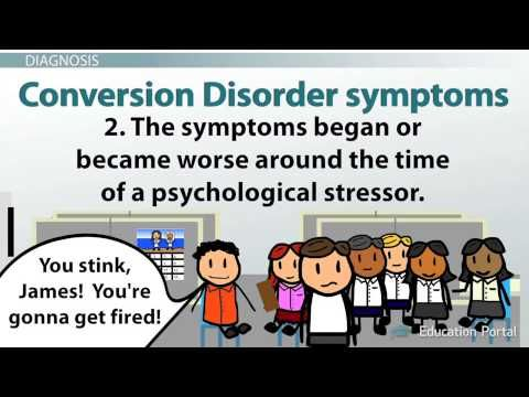 Conversion Disorder: Definition, Causes and Treatment - YouTube