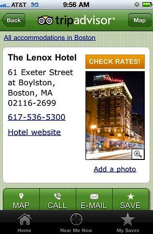 Free Trip Advisor Travel App!  {iPhone or Droid}