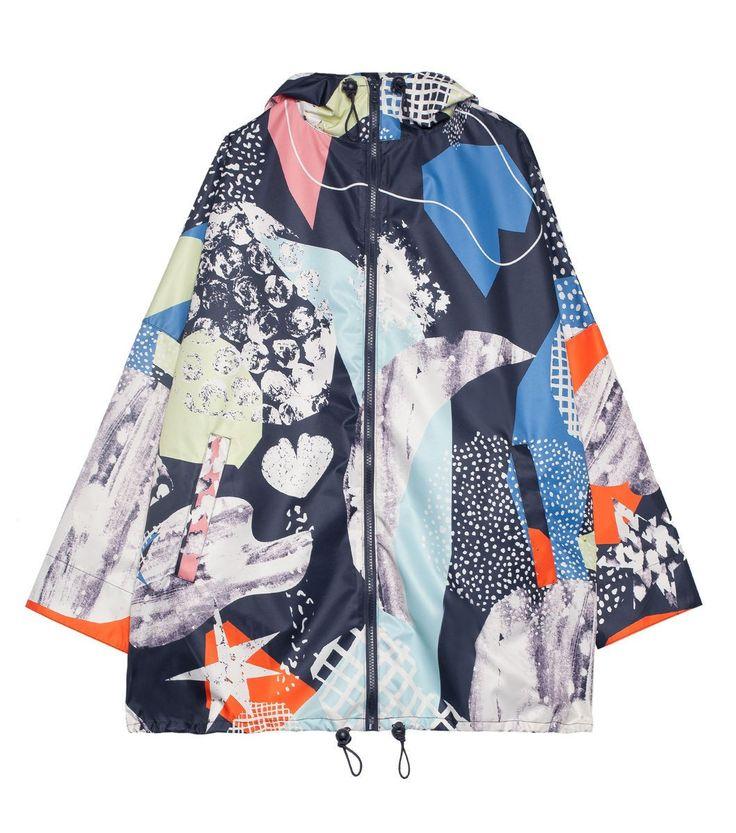 Gorman Online :: Head In The Clouds Raincoat - Raincoats - Clothing