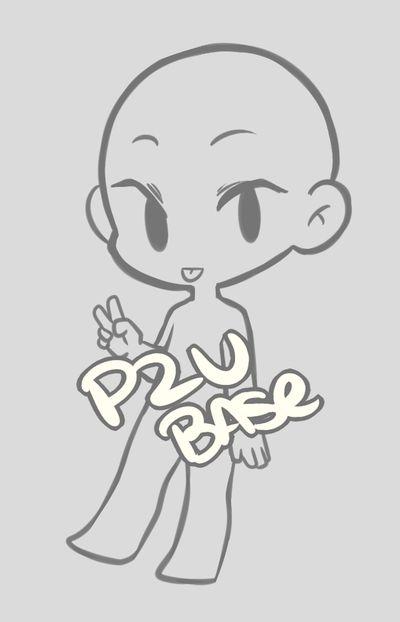 P2U: BWEH Base by bakaqeyama.deviantart.com on @DeviantArt