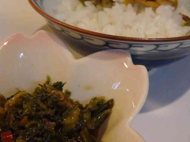 簡単♪セロリの葉の佃煮の画像