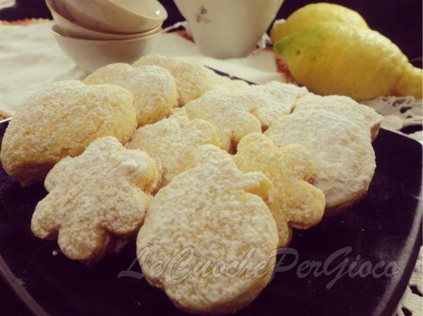Biscotti rustici Al Limone: il sapore di antico..