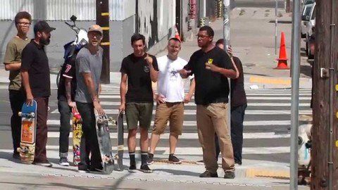 Andy Roy's Winning Tooth Race - http://DAILYSKATETUBE.COM/andy-roys-winning-tooth-race/ - The DLX Sales crew get dizzy, race, chug a beer and try to get their hands on Andy Roy's winning tooth. Source: https://www.youtube.com/watch?v=EZMChh-viMg - andy, race, Roy's, tooth, winning