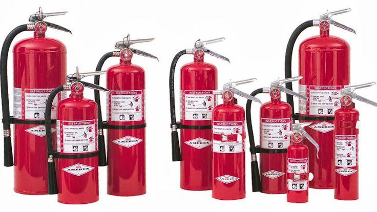 Fire Extinguisher, Inspection, Recharge, Refilling Citrus