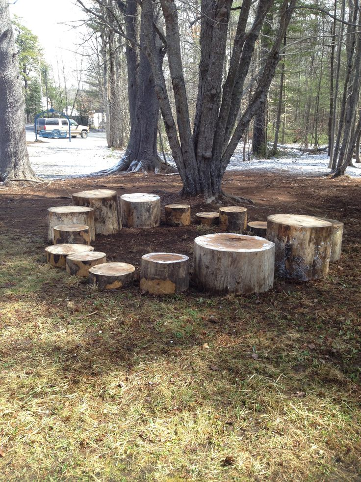 Outdoor Natural Play Classroom Nature Education