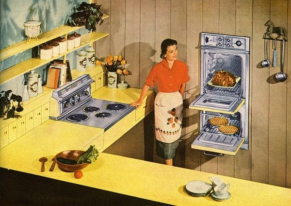 Pin By Madame Claude On Cuisines Vintage Pinterest
