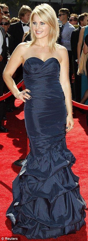 Candice Cameron Bure at the 2012 Creative Arts Emmy Awards