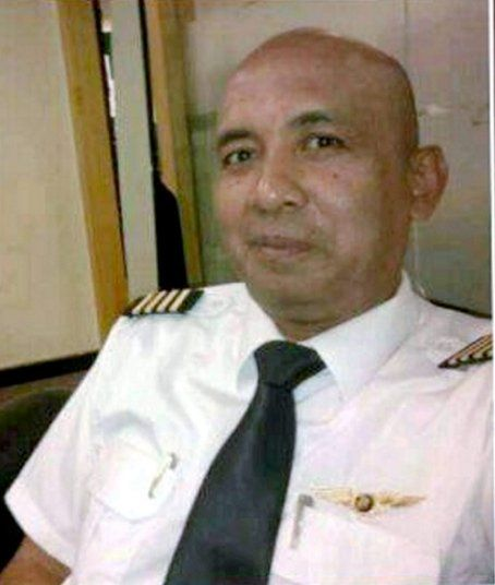 Malaysian Pilots Zaharie Ahmad Shah and Fariq Ab Hamid in Charge of Missing Flt. MH370: 2 Stolen Passports