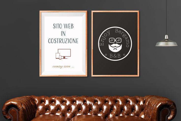 - Progettazione in corso, nuovo sito web per Enjoy Bergamo ... presto on-line. - Work in progress, new website for Enjoy Bergamo- IT ... coming soon. Web Design: Giordano Designer Branding: Raffaella Nozza #WebDesign #Responsive #MobileFriendly #Branding #BnB #BedAndBreakfast #Logotype #Colors #CompanyIdentity