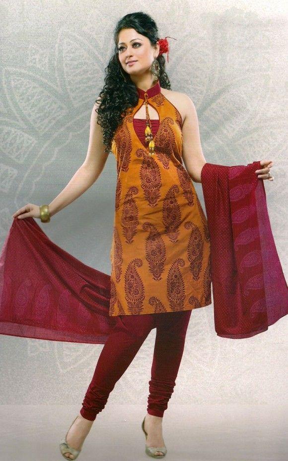 Neck Design For Churidar Buy Cotton Kurta Designs