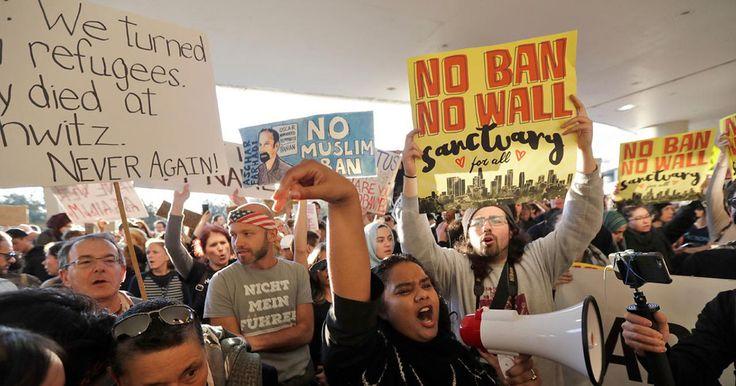 La universidad vicenciana de St. John (Nueva York) y la orden ejecutiva de Trump sobre inmigración