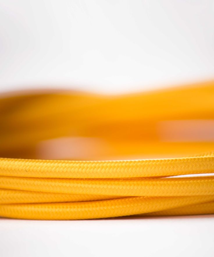 Vintage Fabric Electric Cable - Golden - William&Watson