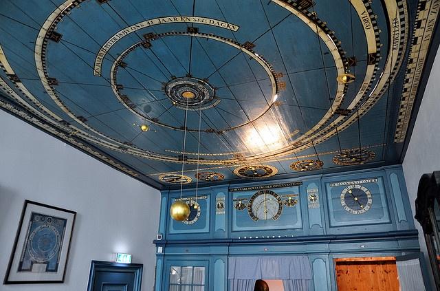 Franeker, Eisinga Planetarium by Rapsak, via Flickr