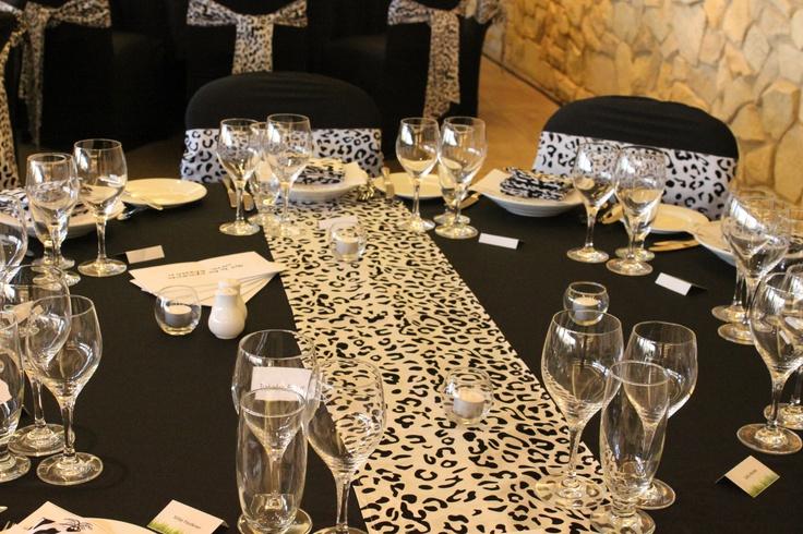 #birthday #birthdayparty #leopardprint #sashes #satinsash