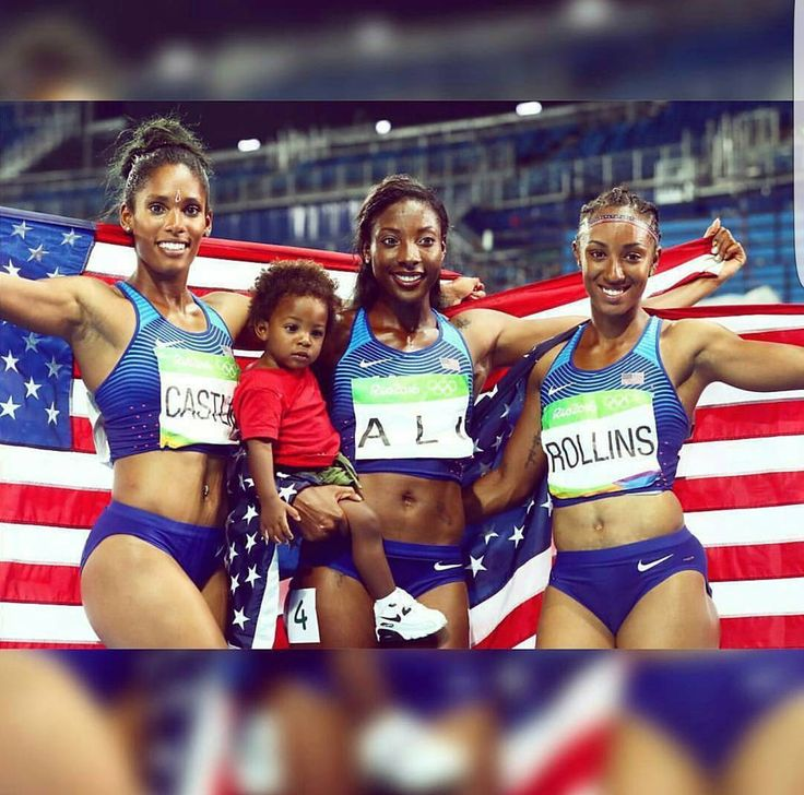 ✊✊✊ The Olympic Black-out continues! Lol  The Beautiful trio make Olympic History sweeping the podium in the woman's 100m hurdles.  #BriannaRollins #NiaAli and #KristiCastlin take home the #Gold #Silver and #Bronze for #TeamUSA #GentlemensTalk #GentlemanApproved