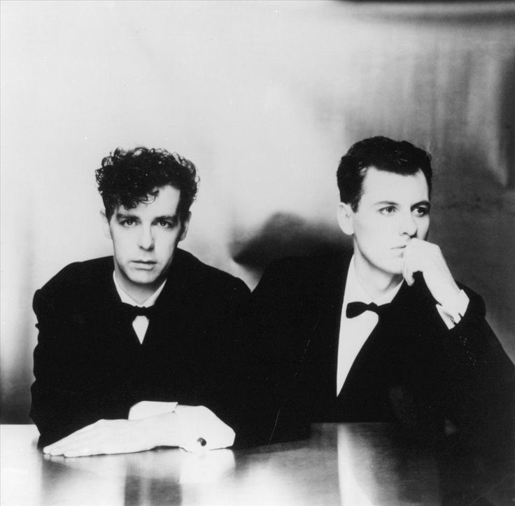 Pet Shop Boys / love comes quickly