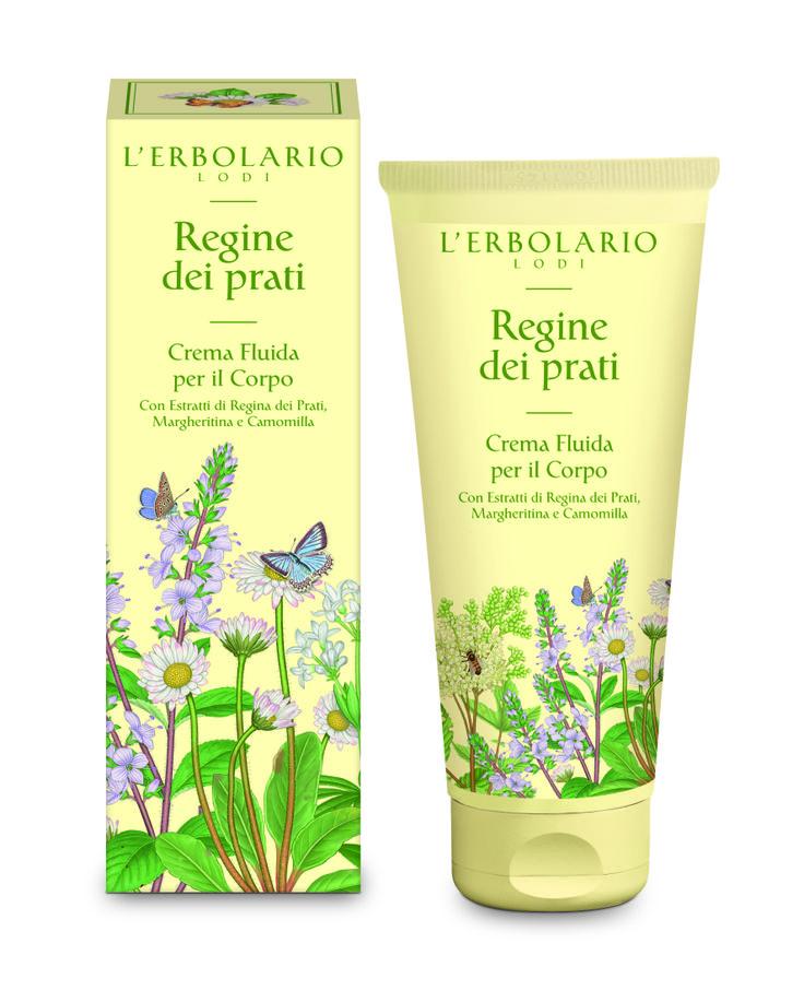 Dopo il bagno e la doccia la pelle del corpo sogna un avvolgente, piacevole massaggio con… tanti fiorellini di prato! http://www.erbolario.com/prodotti/652_regine_dei_prati_crema_fluida_per_il_corpo