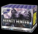 Bounty Hunter Firework Barrage. He will hunt you down and take what's owed, using several colourful techniques its not worth putting up a fight. Fireworks for sale, to buy this firework online visit http://pyrotexfireworx.co.uk/buyfireworks/Buy-Fireworks-Online-Bounty-Hunter