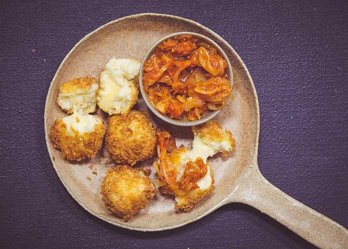 Not sure what to do with leftover pap? This pap and cheese croquettes recipe will take care of that!