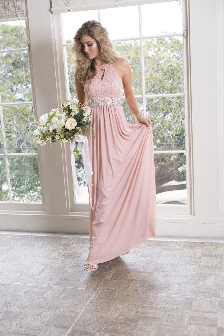 Bridesmaid Dress Inspiration - White Runway