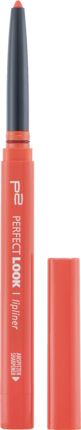 p2 cosmetics Lippenkonturenstift perfect look lipliner pumpkin 170, € 1,75