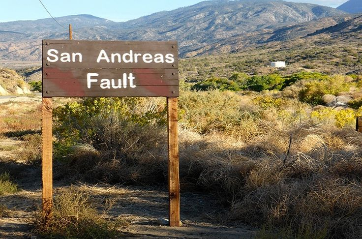 Why a California Mega Earthquake Won�t Hit the San Andreas Fault