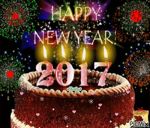 Un An Nou fericit 2017