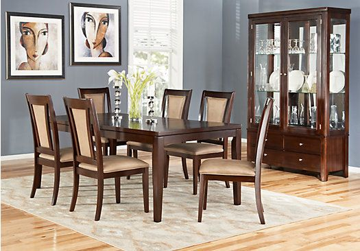 for a sausalito 5 pc dining room at rooms to go find dining room sets