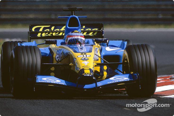 Todos los coches de Fernando Alonso en Fórmula 1 - F1 Noticias