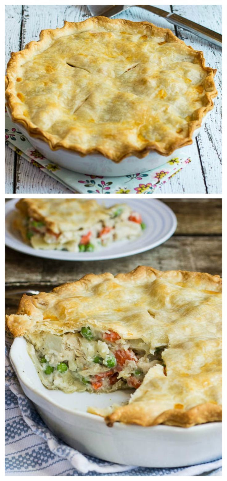 Easy Chicken Pot Pie