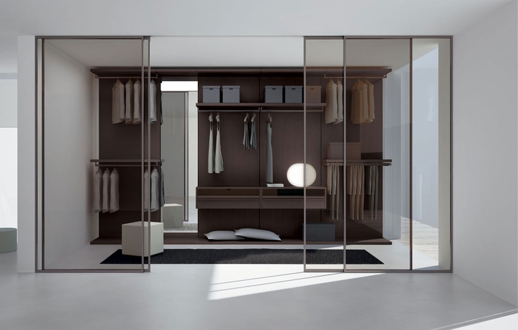walk in closet with sliding glass doors inloopkast open dressing walk in closet. Black Bedroom Furniture Sets. Home Design Ideas