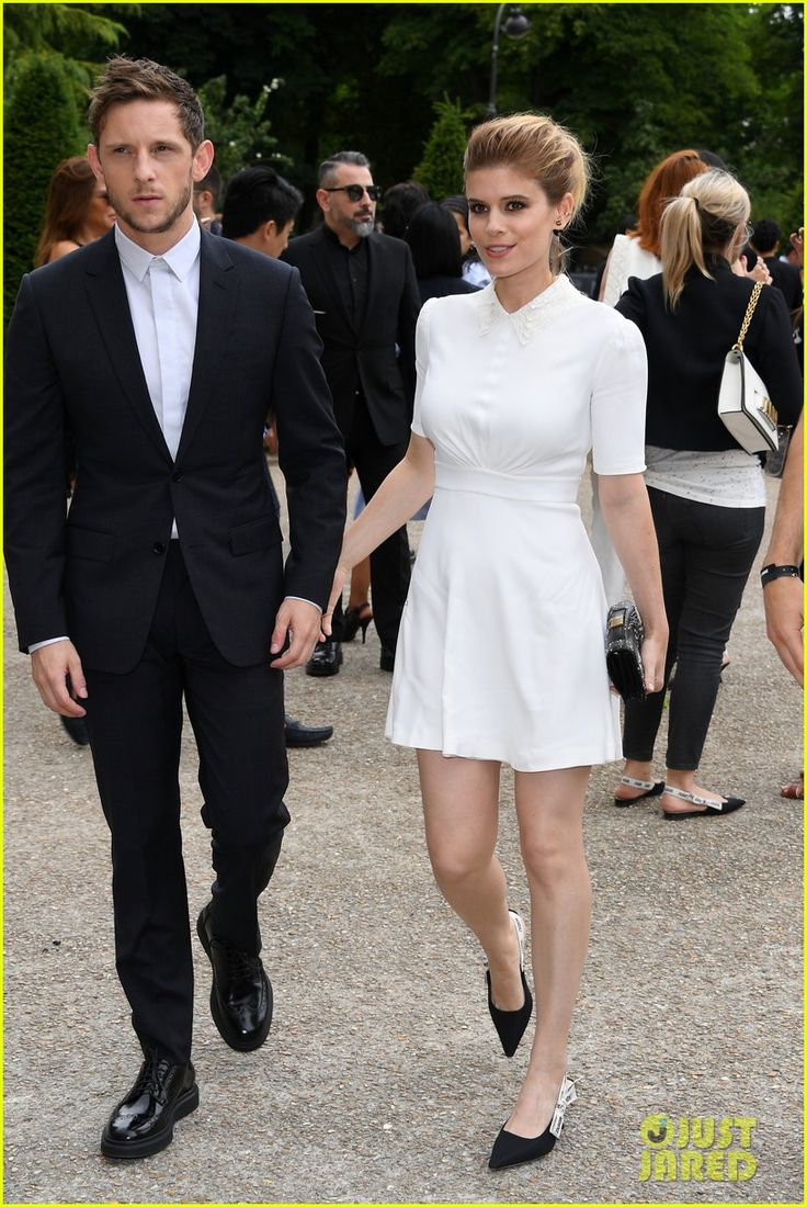 Kate Mara & Jamie Bell Are Married - See the Wedding Photo!