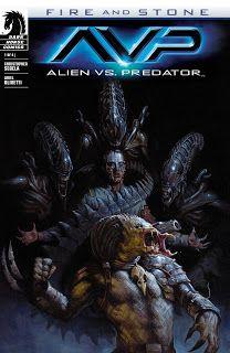 Ver y Descargar Alien vs Predator Fire and Stone 4/4