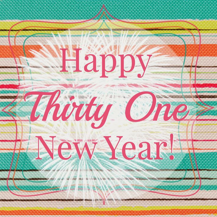 Thirty One new year! Baby Got Bags: Happy New Year!