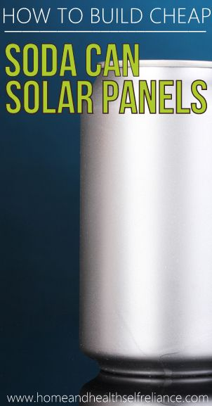 18 best images about vawt wind turbines on pinterest traditional popular and student centered - How to make a solar panel out of soda cans ...