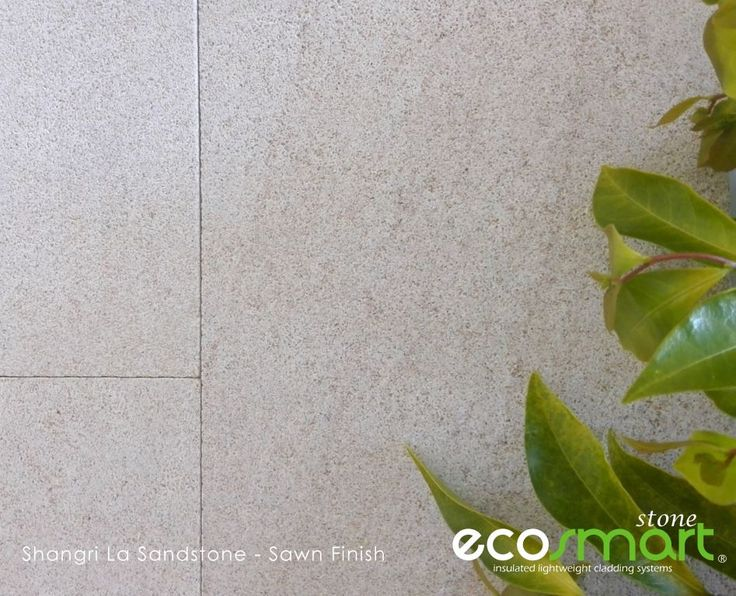 Subtle shaded sawn sandstone cladding veneer siding creates real charm for any home build or retrofit renovation.