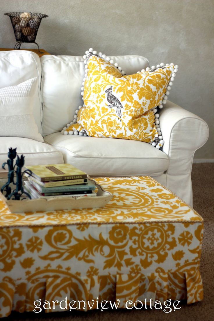 how to make an ottoman cara from gardenview cottage diy ottoman love