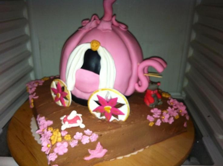 Princess cake Prinsesse kage fondant