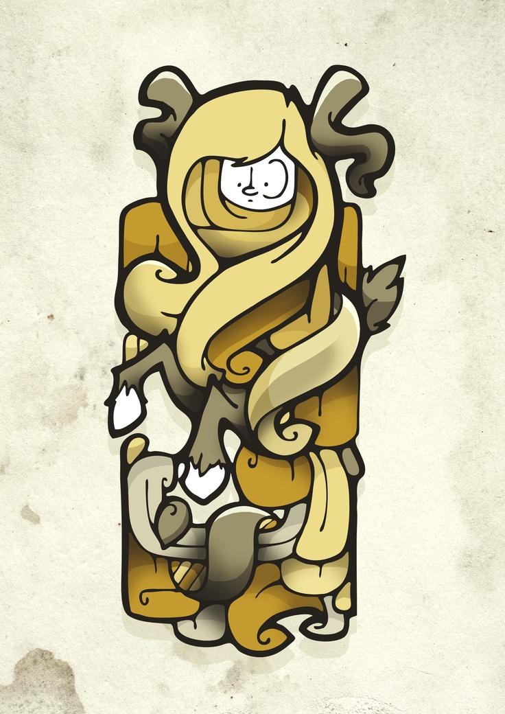 Ilustración para TiendaDIN