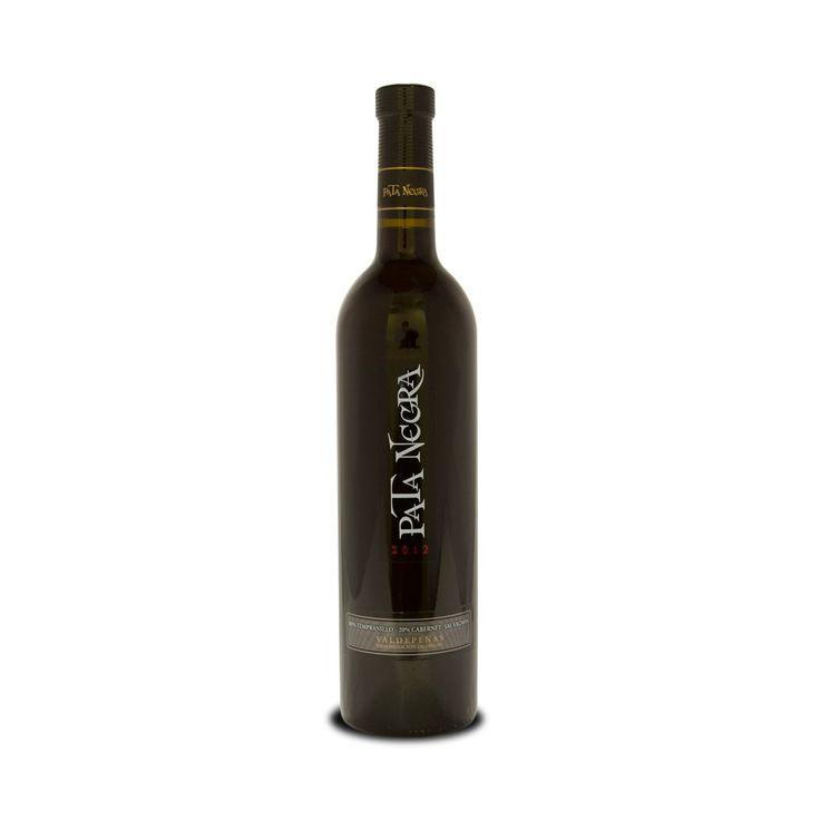 Vinho Pata Negra Tempranillo/Cabernet Sauvignon, 2012 http://www.buywine.com.br/vinho-pata-negra-tempranillo-cabernet-sauvignon-2012/p