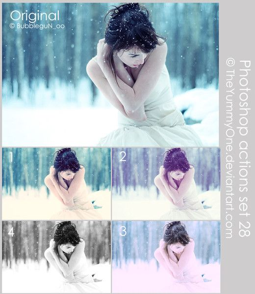 80 free photoshop actions