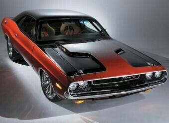 Classic #Dodge Challenger - #Manassas - Lindsay Chrysler Dodge Jeep Ram