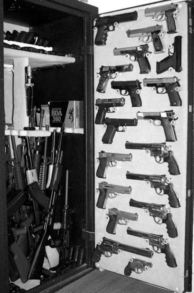1000 Images About Gun Room On Pinterest Weapon Storage